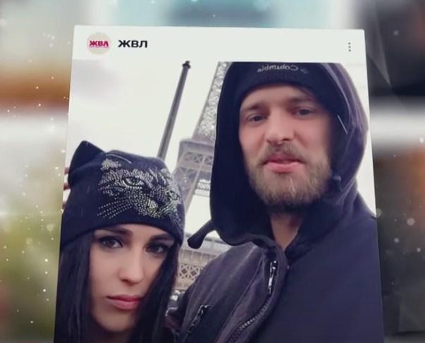 Сын Асии Ахат Даниил с женой