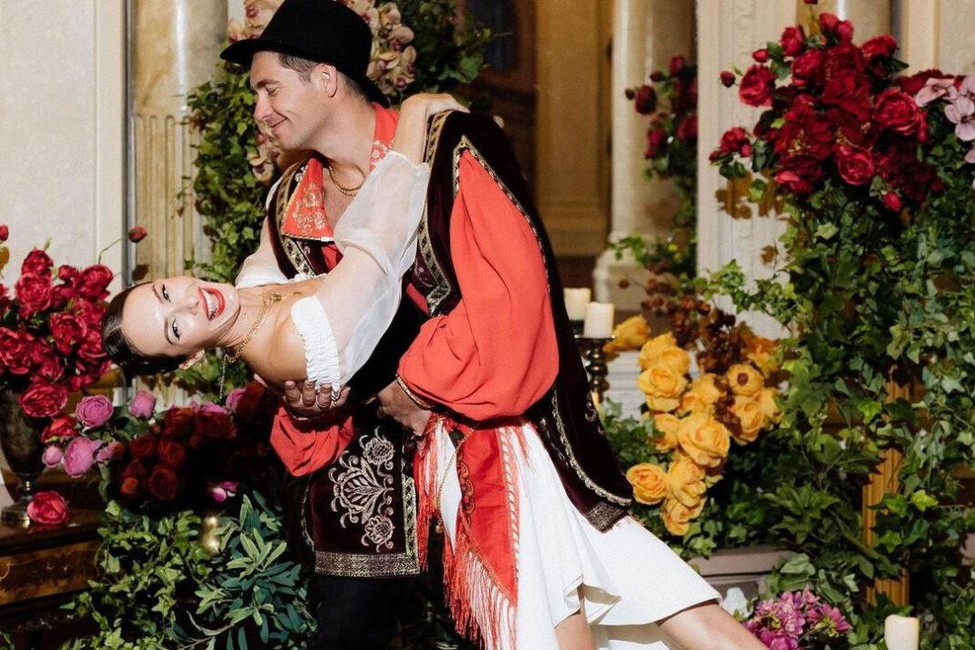 владимир остапчук вторая жена кристина горняк день рождения вечеринка
