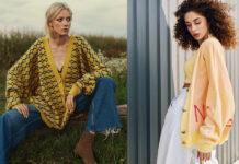 модный кардиган осень зима 2021 украинский бренд