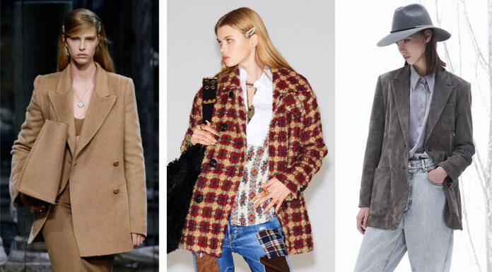 модные пиджаки жакеты осень зима 2021
