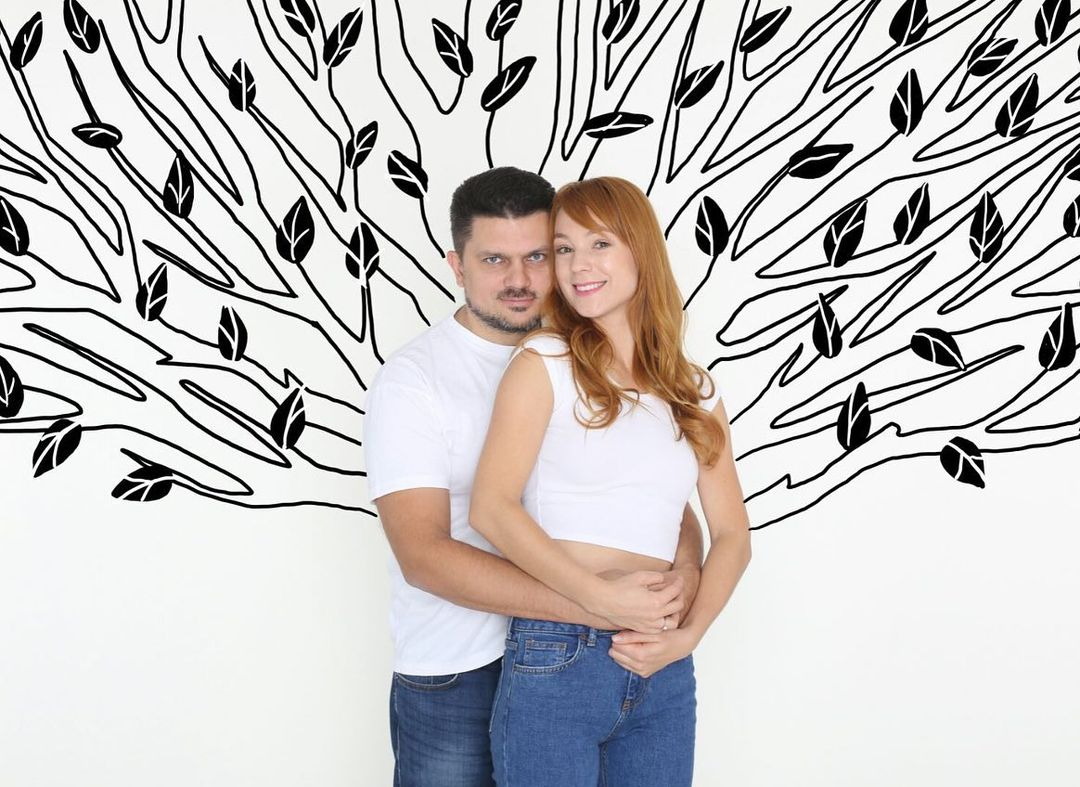 светлана тарабарова муж годовщина свадьбы фотосессия
